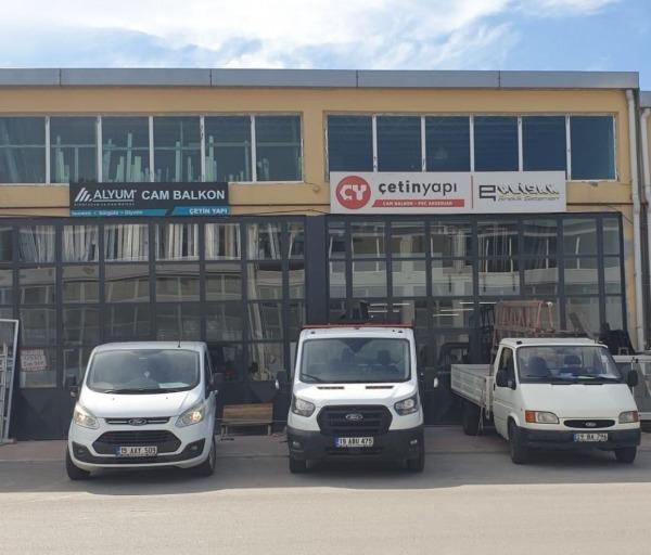 Çorum / Çetin yapı Alüminyum ve Cam Balkon