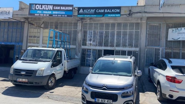 Kayseri / Olkun Yapı Alüminyum ve Isıcamlı Cam Balkon
