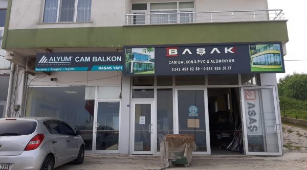 Sinop / Başak Yapı Pvc ve Isıcamlı Cam Balkon